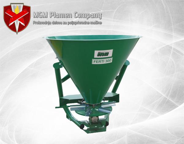 Početna / Poljoprivredne mašine / Rasipači mineralnog đubriva