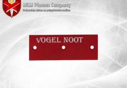 Plaz Vogel Noot original novi tip